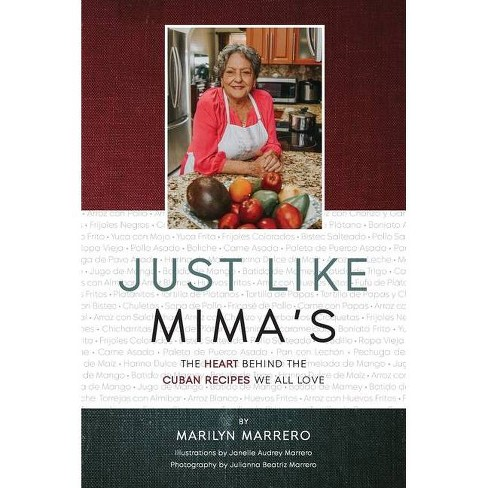 Just Like Mima's - by  Marilyn Marrero (Hardcover) - image 1 of 1