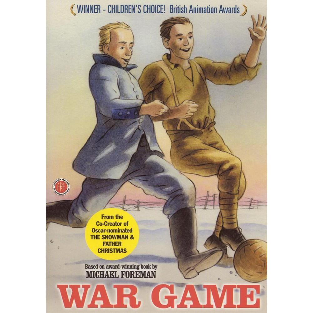War Game (Dvd), Movies