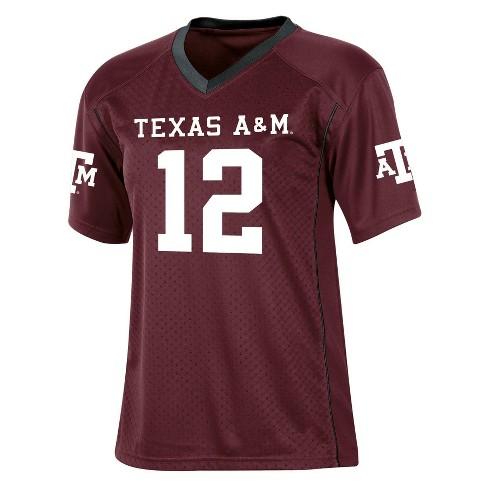 NCAA Texas A&M Aggies Boys' Short Sleeve Replica Jersey - image 1 of 3