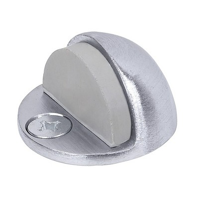 Tell Manufacturing Tell Low Dome Floor Stop Satin Chrome Finish DT100033