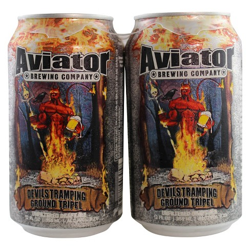 Aviator Marzen Style Ale Beer - 6pk/12 fl oz Cans - image 1 of 1