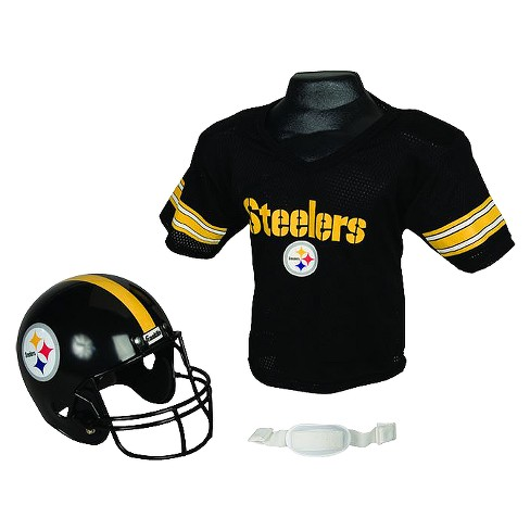 Franklin Sports Nfl Team Helmet And Jersey Set Ages 5 9 Pittsburgh Steelers Target