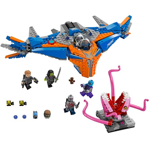 LEGO® Super Heroes Marvel Guardians of the Galaxy The Milano vs. The Abilisk 76081 - image 1 of 19