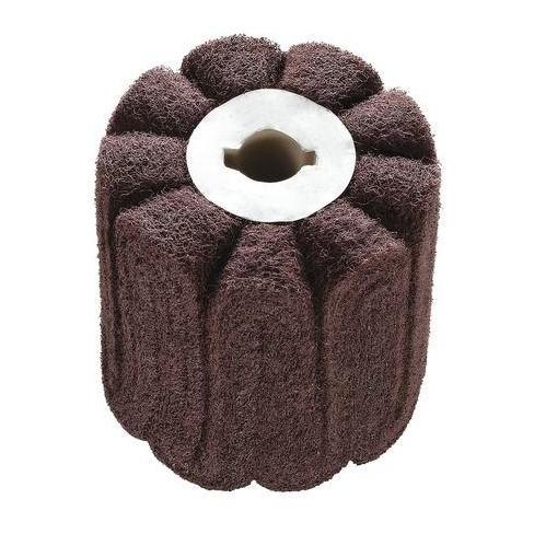 FEIN 63721051010 Sinus Fleece Wheel,4 In,180 Grit,Fine - image 1 of 1
