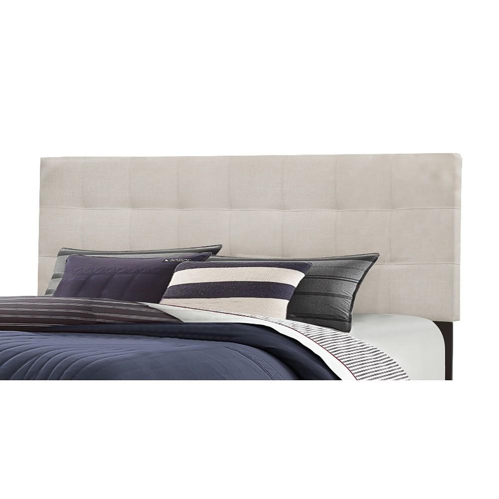 King Delaney Headboard Fog - Hillsdale Furniture