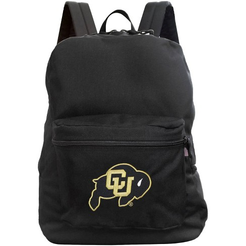 NCAA Colorado Buffaloes Black Premium Backpack - image 1 of 4
