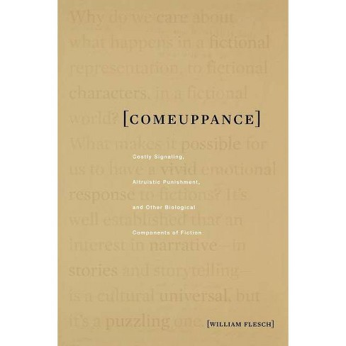 Comeuppance - by  William Flesch (Paperback) - image 1 of 1