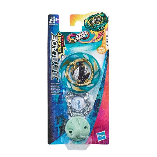 Beyblade Burst Rise Hypersphere Air Knight K5 Single Pack image number null