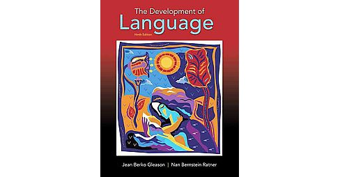 Development of Language (Paperback) (Jean Berko Gleason) - image 1 of 1