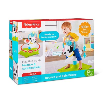 Fisher-Price Bounce and Spin Puppy