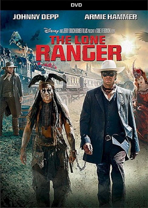 The Lone Ranger (dvd_video) - image 1 of 1