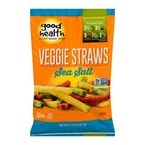 Good Health Sea Salt Veggie Straws - 6.75oz - image 1 of 3