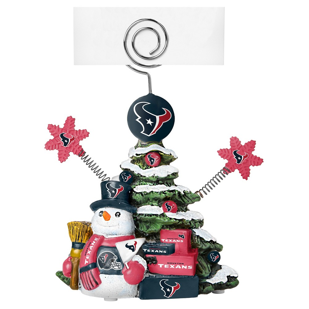 Houston Texans Topperscot Holiday Sculpture