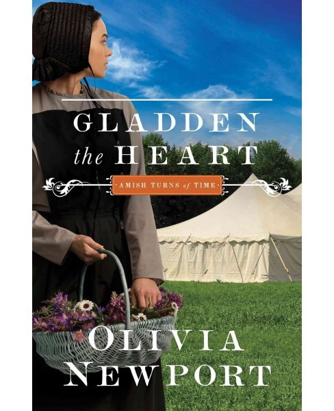 Gladden the Heart (Paperback) (Olivia Newport) - image 1 of 1