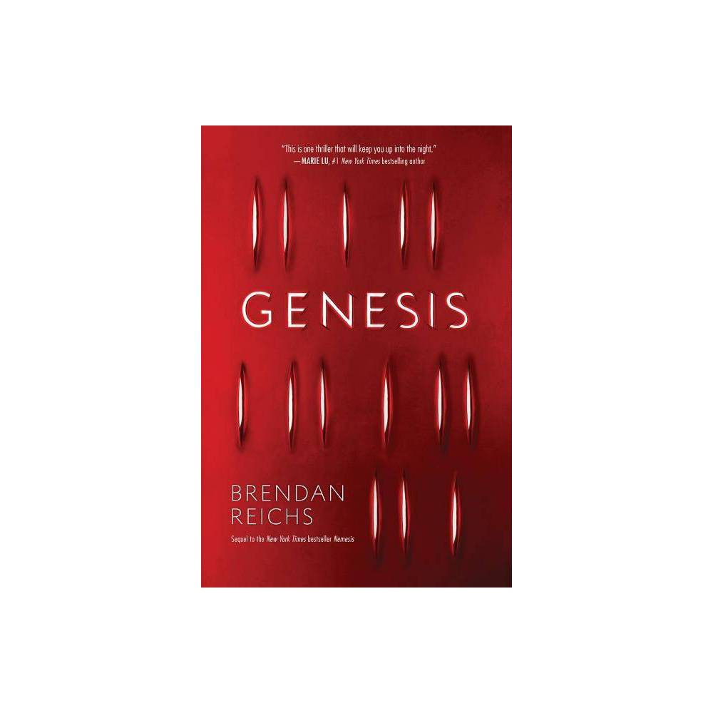 Genesis Project Nemesis By Brendan Reichs Paperback