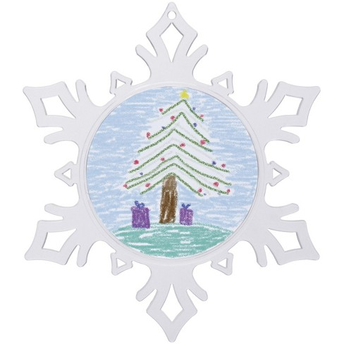 Snapins Snowflake Ornament, pk of 24 - image 1 of 1