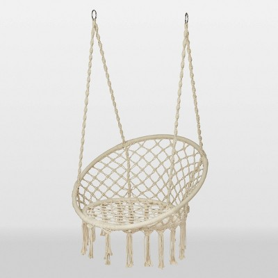 Delicieux Hanging Rope Hammock Chair   Natural   Opalhouse™ : Target