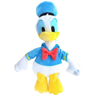 Just Play Disney Mickey Mouse & Friends 15.5 Inch Plush | Donald Duck