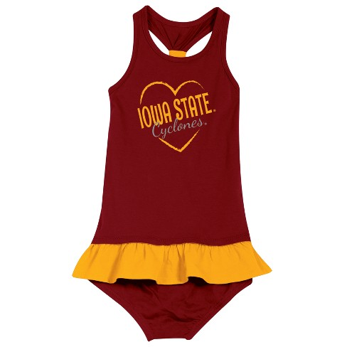 Iowa State Cyclones After Her Heart Toddler Dress - image 1 of 2