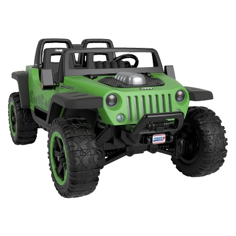 Power Wheels Jeep Hurricane Extreme Target