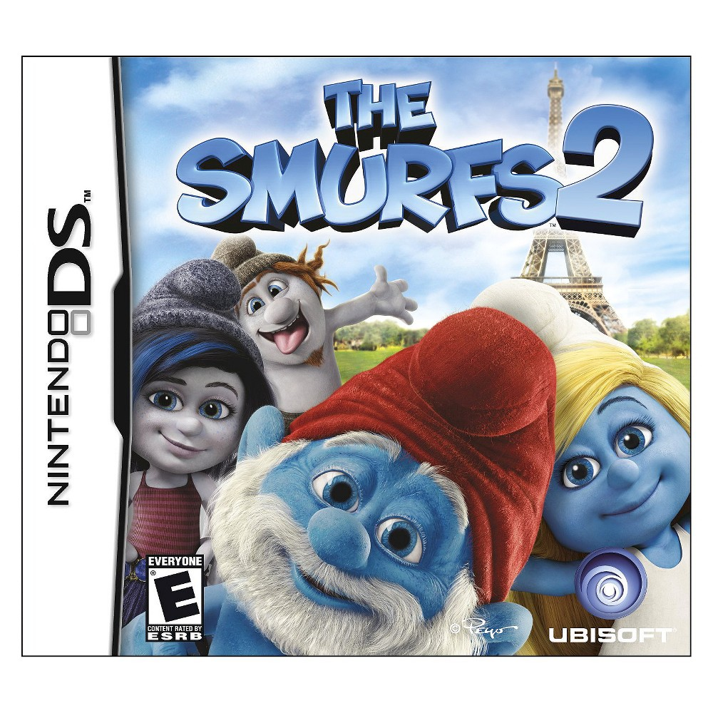 Smurfs 2 Nintendo DS, video games