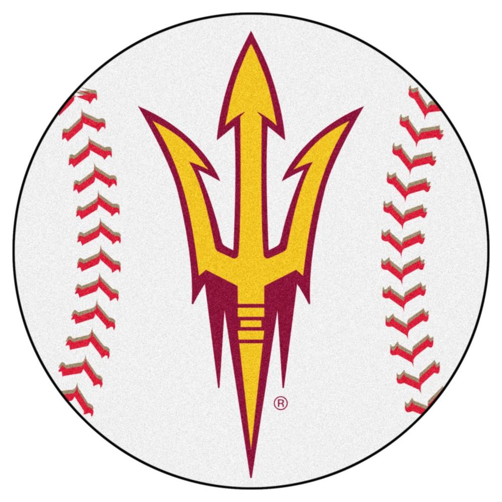 NCAA 27 Baseball Mat Arizona State Sun Devils