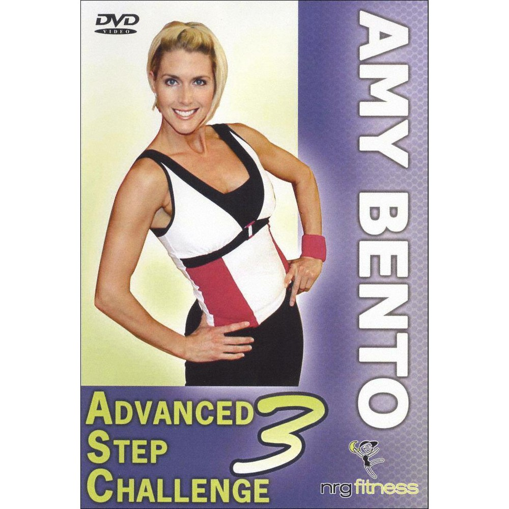 Advanced Step Challenge 3 With Amy Be (Dvd)