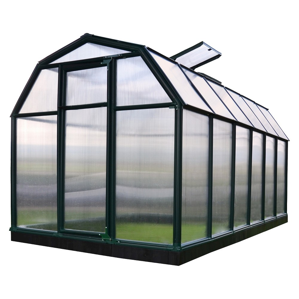 Image of 6' x 12' Eco Grow 2 Twin Wall - Forest - Rion