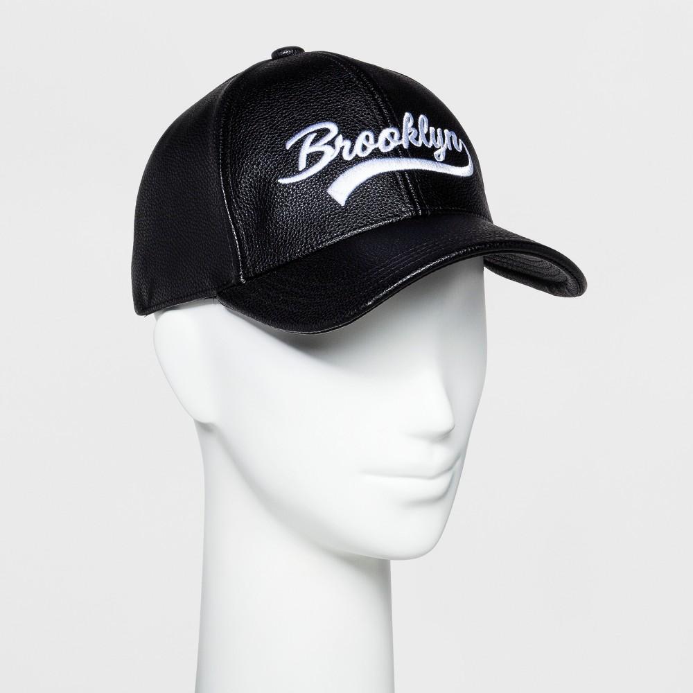 Women's Baseball Hat - Wild Fable Black