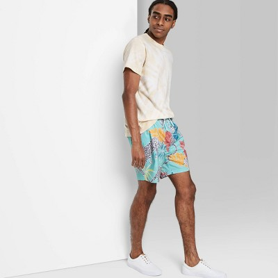"Men's 7"" Swim Trunks - Original Use™ Soft Aqua"