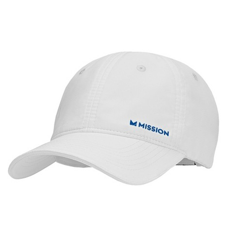 8cd05ddc6 Mission Cooling Hat - White