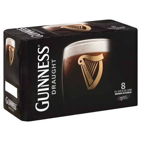 Guinness® Beer - 8pk / 15oz Cans - image 1 of 1