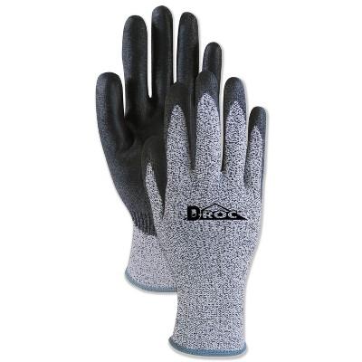 Boardwalk Palm Coated Cut-Resistant HPPE Glove Salt & Pepper/Black Size 10 (X-Large) DZ 0002910