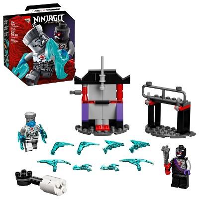 LEGO NINJAGO Epic Battle Set – Zane vs. Nindroid 71731