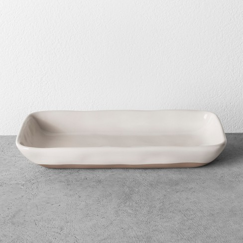Bathroom Tray Cream - Hearth & Hand™ with Magnolia - image 1 of 2