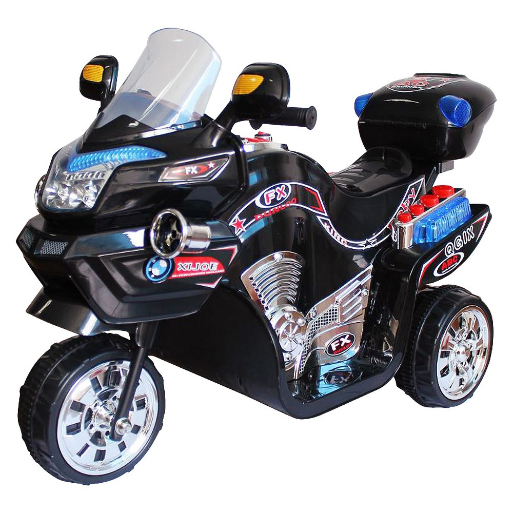 Trademark Global Fx 3 Wheel Bike - Black