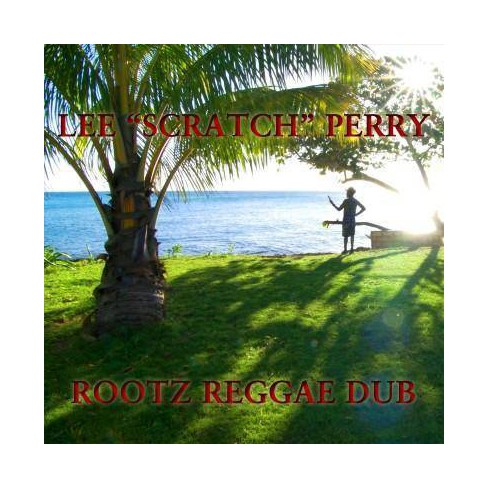 """Lee """"Scratch"""" Perry - Rootz Reggae Dub (CD) - image 1 of 1"""