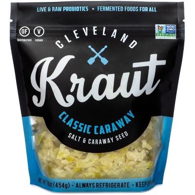 Cleveland Kraut Classic Caraway - 16oz