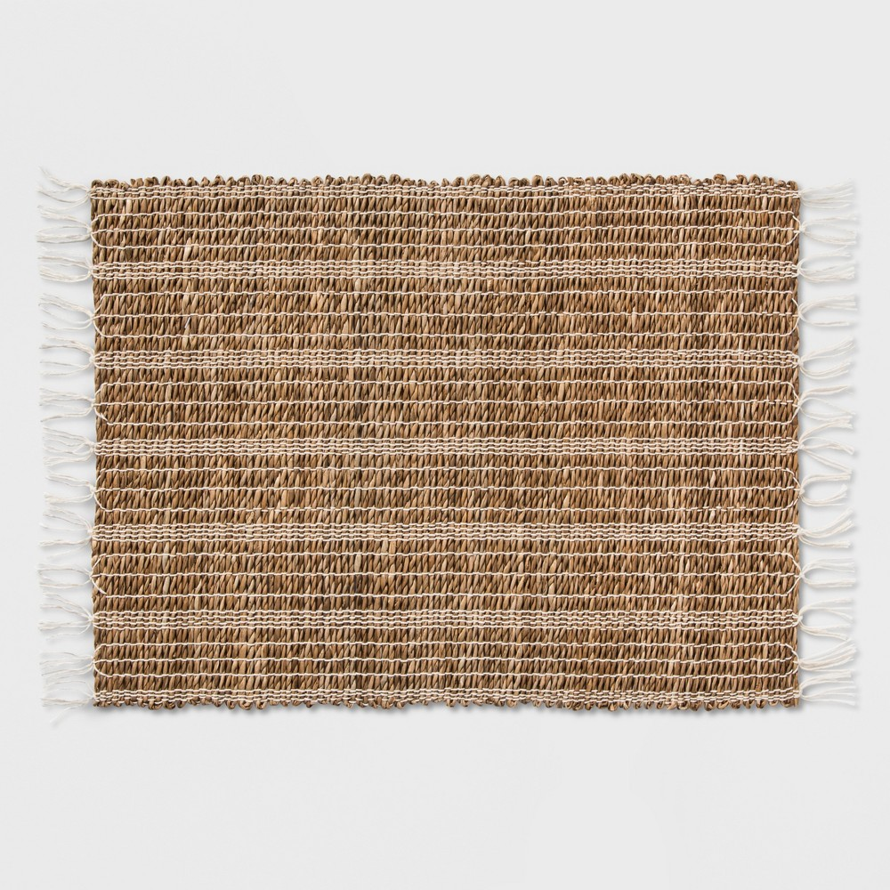 Natural Kitchen Textile Placemat - Threshold, Neutral