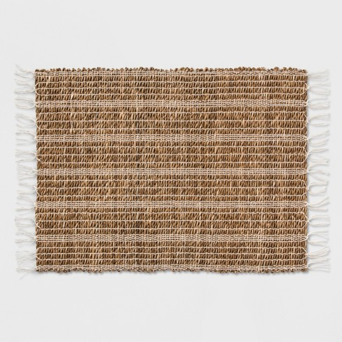 Natural Kitchen Textile Placemat - Threshold™ - image 1 of 1