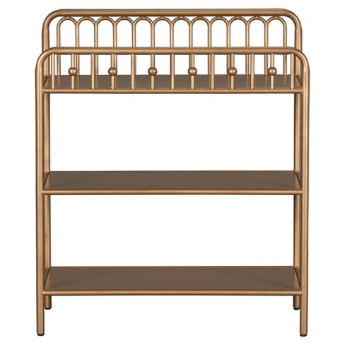 Little Seeds Monarch Hill Ivy Metal Changing Table - Gold - image 1 of 3