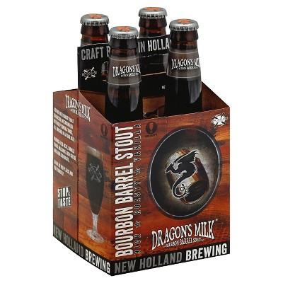New Holland Bourbon-Barrel Stout Beer - 4pk/12 fl oz Bottles