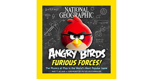 National Geographic Angry Birds Furious Forces (Hardcover) - image 1 of 1