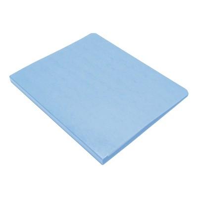 "Wilson Jones PRESSTEX Grip Binder 5/8"" Cap Light Blue 42522"