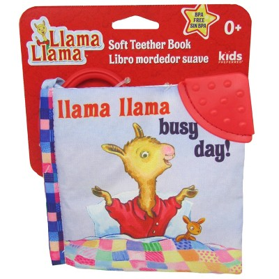 Kids Preferred Llama Llama Soft Book Blue