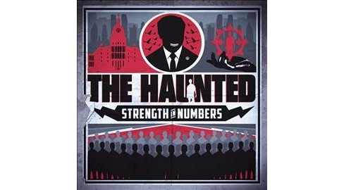 Haunted - Strength In Numbers (CD) - image 1 of 1