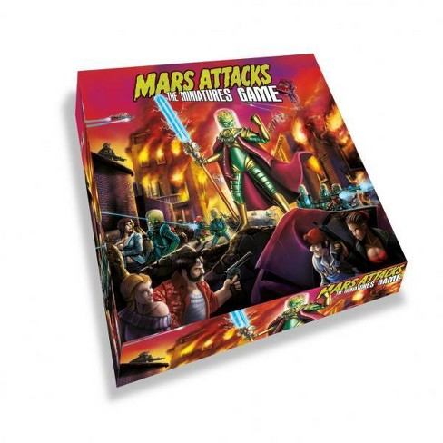 Mars Attacks - The Miniatures Game Board Game - image 1 of 1