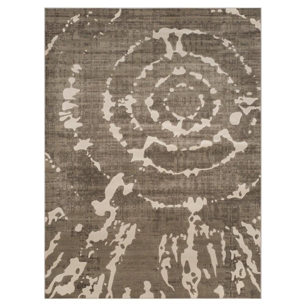 Wheaton Area Rug - Gray / Ivory (8'2 X 11') - Safavieh, Gray/Ivory