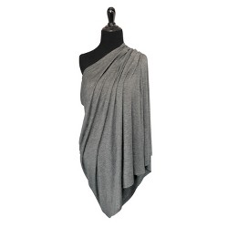 GO by Goldbug 4-in-1 Nursing Scarf - Gray