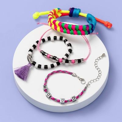 Kids' 4pk Skinny Bracelet - More Than Magic™